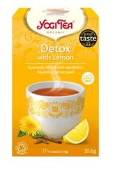 Detox with Lemon pussitee - PUSSITEET - 4012824529540