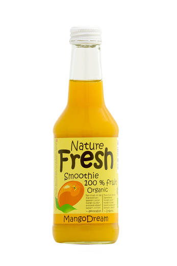 Nature Fresh MangoDream smoothie - MEHUT & SMOOTHIET - 5708636220650 - 3