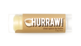 HURRAW! huulivoide Chai spice - Huulivoiteet - 851228005021 - 1