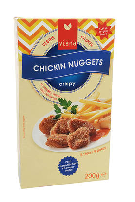 Chickin Nuggets - EKORUOKA - 4019738041694 - 3