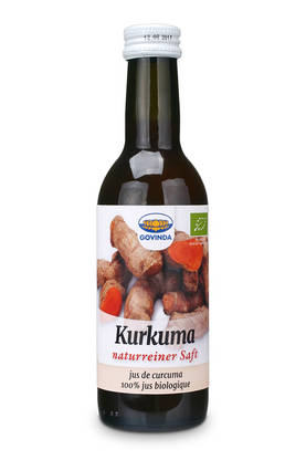 Kurkumamehu - SUPERFOOD - 4038507007334 - 1