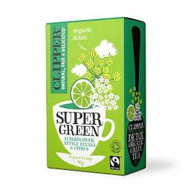 Super Green Detox - TEET - 5021991940484 - 1