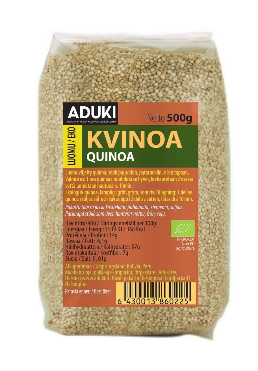 Kvinoa Hinta