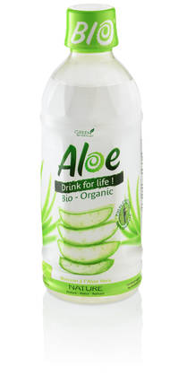 Aloe Drink for Life aloe vera -juoma Nature - MUUT JUOMAT - 8858947401105 - 2