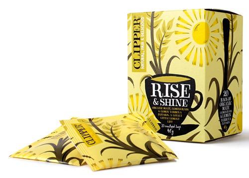Clipper Rise & Shine pussitee