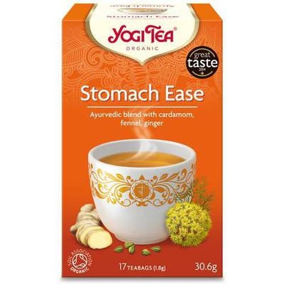 Stomach Ease pussitee - TEET - 4012824528376 - 3