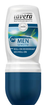 Deo roll-on Men Sensitiv 24h - Roll-onit ja suihkeet - 4021457605897 - 1