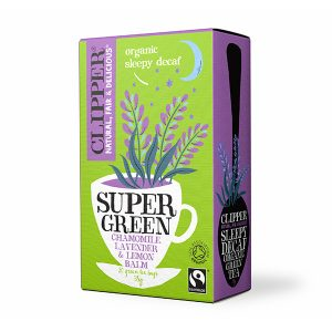 Super Green Sleepy Decaf - TEET - 5021991940477 - 1