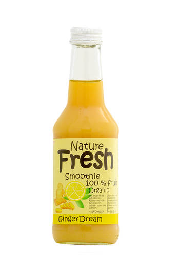 Nature Fresh GingerDream smoothie - MEHUT & SMOOTHIET - 5708636219418 - 2